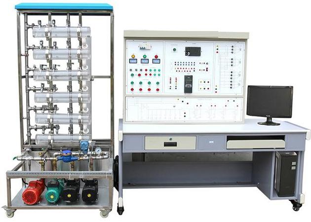 JD-BP01A变频恒压供水系统实训装置