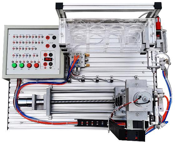JDMCK-03A型立体车库实训模型