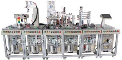 JDRX-1B柔性自动化生产线实训系统(六站)